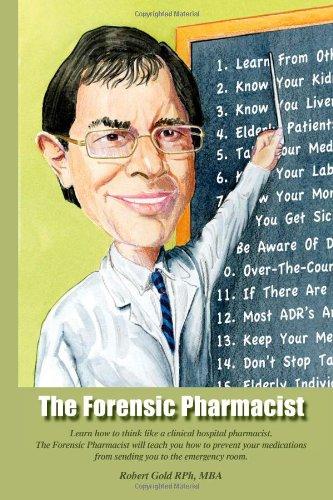 9781439234648: The Forensic Pharmacist