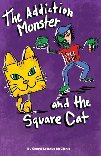 9781439234884: The Addiction Monster and the Square Cat