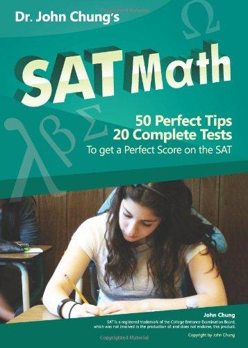Dr. John Chung's SAT Math: Chung, John