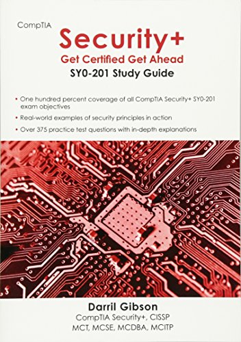9781439236369: CompTIA Security+: Get Certified Get Ahead: SY0-201 Study Guide