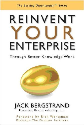 9781439238325: Reinvent Your Enterprise