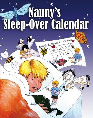 Nanny's Sleep-Over Calendar: Hale, Barbara