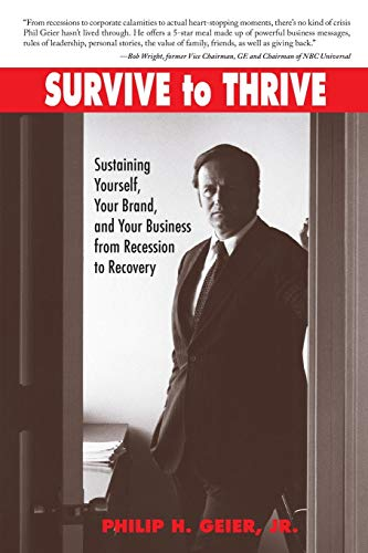 9781439241295: Survive to Thrive