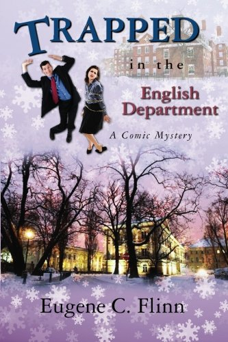 9781439241707: Trapped in the English Department: A Comic Mystery