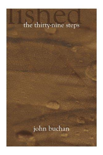 9781439242247: The Thirty-Nine Steps