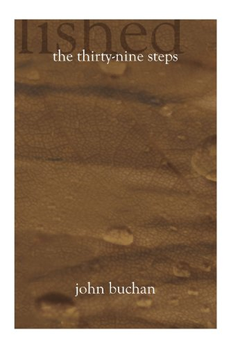 9781439242247: The Thirty-Nine Steps