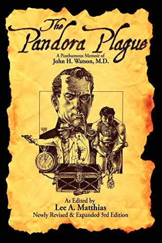 9781439243138: The Pandora Plague: A Posthumous Memoir of John H. Watson, M.D.