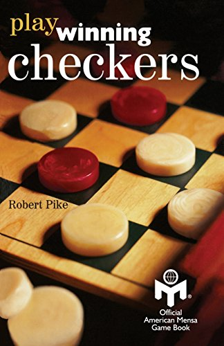 Play Winning Checkers: Official Mensa Game Book (w/registered Icon/trademark as shown on ...