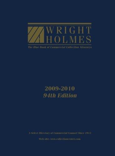 Wright Holmes Law List: AMG Publishing
