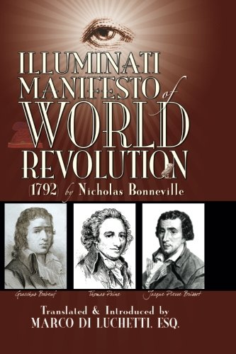 9781439244210: Illuminati Manifesto of World Revolution (1792): L'Esprit des Religions