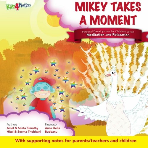 Mikey Takes A Moment: Personal Development for: Amal Simothy, Anca