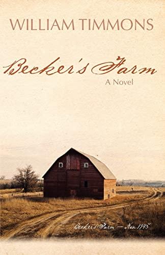 9781439245453: Becker's Farm