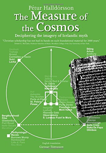 The Measure of the Cosmos: Deciphering the imagery of Icelandic myth: Halldorsson, Petur