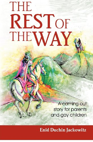 9781439246030: The Rest of the Way: A Coming Out Story for Parents and Gay Children