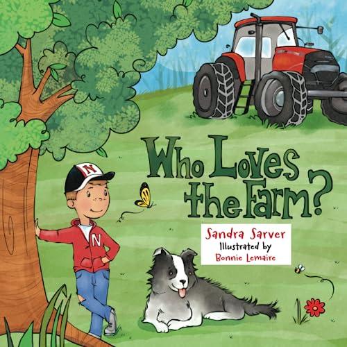 9781439247167: Who Loves the Farm? (Volume 1)