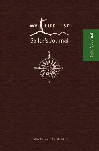 9781439247457: My Life List: Sailor's Journal