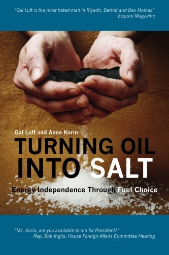 9781439248478: Turning Oil Into Salt: Energy Independence Through Fuel Choice