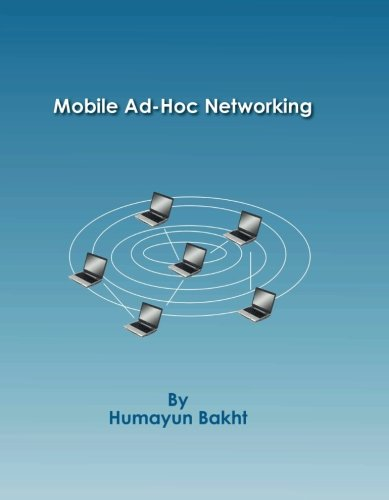 9781439250037: Mobile Ad-Hoc Networking