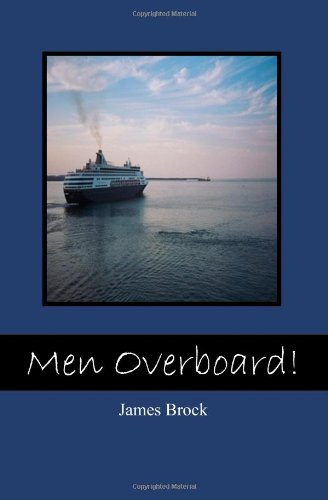9781439253663: Men Overboard!