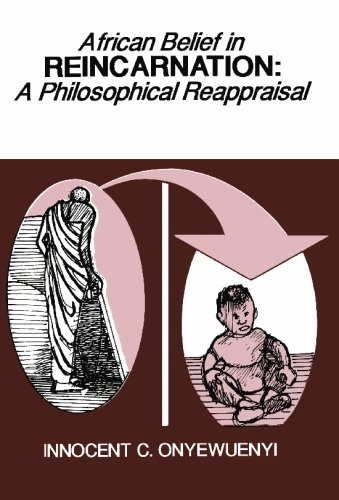 9781439254349: African Belief in Reincarnation: A Philosophical Reappraisal
