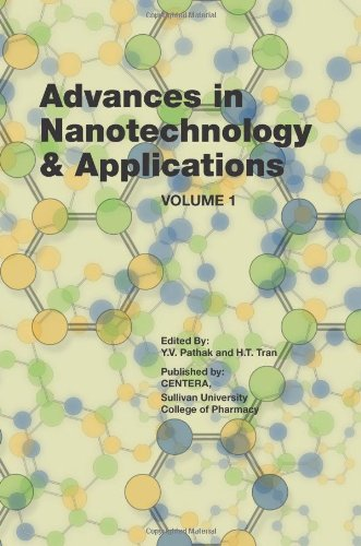 Advances in Nanotechnology and Applications: Dr. Yashwant V.