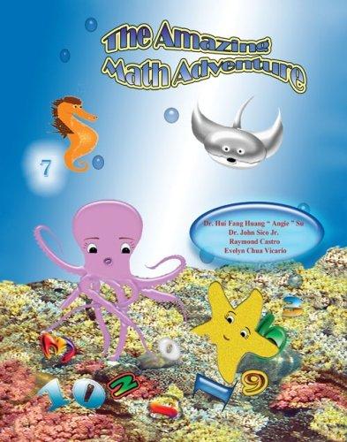 9781439256206: The Amazing Math Adventure