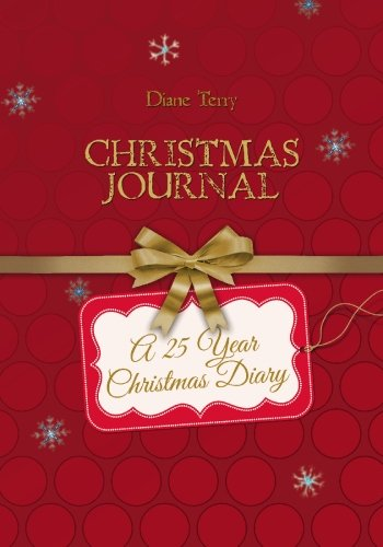 9781439258897: Christmas Journal: A 25 Year Christmas Diary