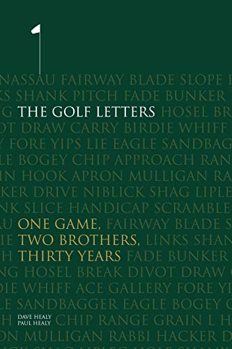 9781439258958: The Golf Letters: One Game, Two Brothers, Thirty Years