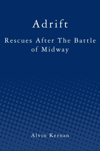 9781439259092: Adrift: Rescues After The Battle of Midway