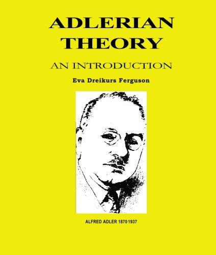 Adlerian Theory An Introduction: Dreikurs