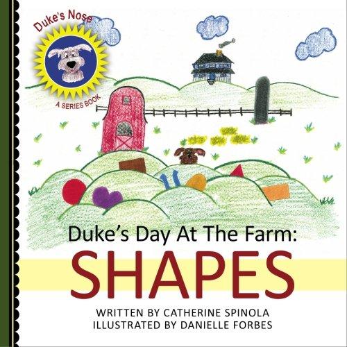 9781439260074: Duke's Day At The Farm: Shapes