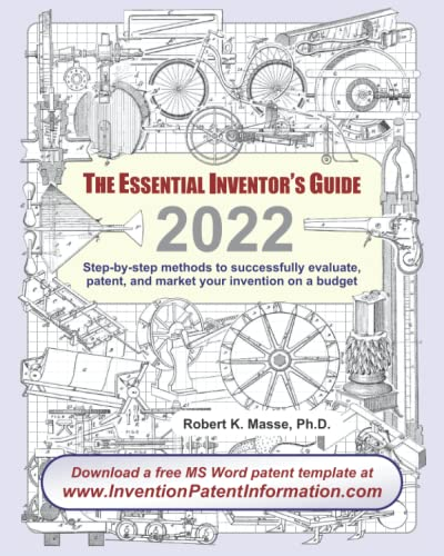 9781439261903: The Essential Inventor's Guide: Step-by-step methods to successfully evaluate, patent, and market your invention on a budget