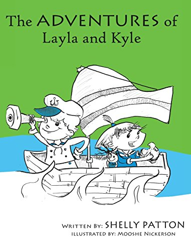 9781439285671: The Adventures of Layla and Kyle