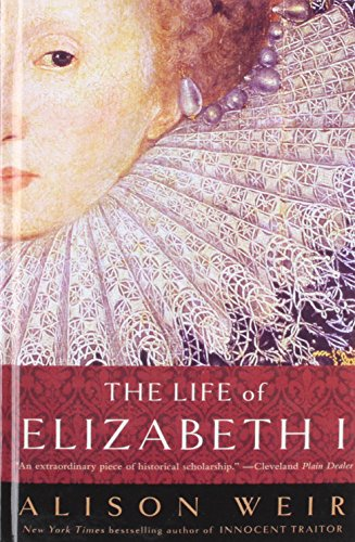 9781439500132: The Life of Elizabeth I