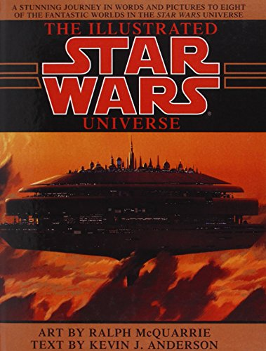 9781439503386: The Illustrated Star Wars Universe