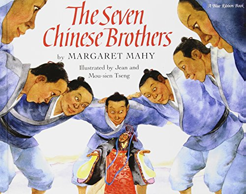 Seven Chinese Brothers (1439504563) by Mahy, Margaret; Tsang, Jean Mou-Sier