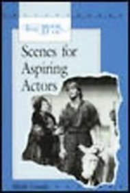 9781439505632: The Book of Scenes for Aspiring Actors