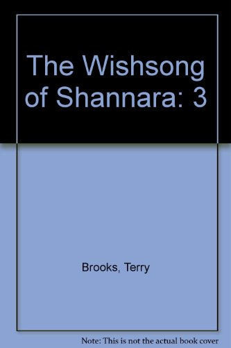 9781439508978: The Wishsong of Shannara: 3