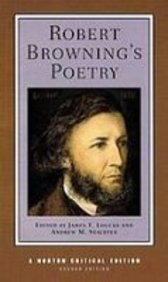 9781439510025: Robert Browning's Poetry (Norton Critical Editions)