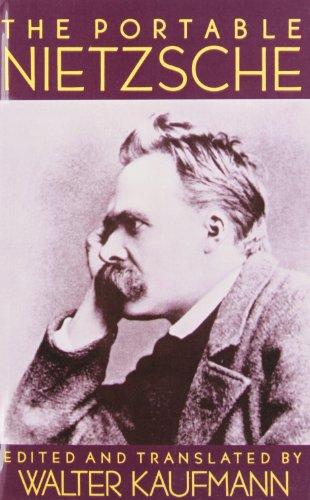 Portable Nietzsche (1439510318) by Friedrich Wilhelm Nietzsche