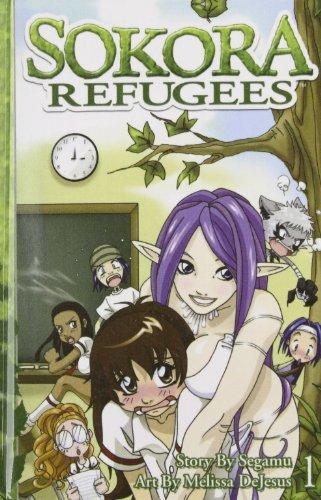 9781439511602: Sokora Refugees 1 (Sokora Refugees (Graphic Novels))