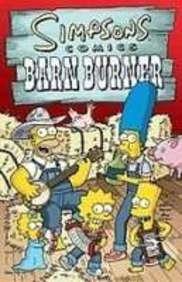 9781439511701: Simpsons Comics Barn Burner