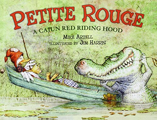 9781439511923: Petite Rouge: A Cajun Red Riding Hood (Picture Puffins)