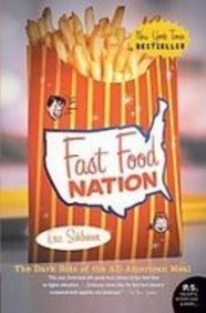 Fast Food Nation: The Dark Side of the Allamerican Meal (143951254X) by Eric Schlosser