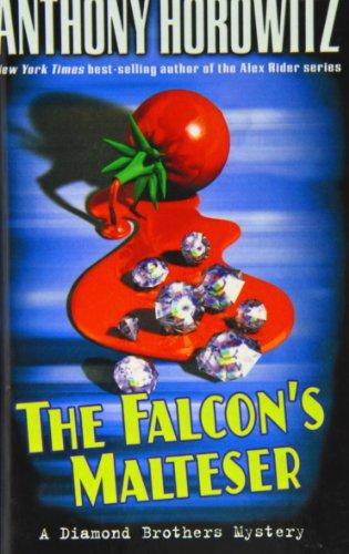 9781439516188: The Falcon's Malteser (Diamond Brothers Mysteries)
