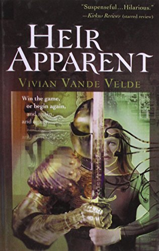 Heir Apparent (1439517266) by Vande Velde, Vivian