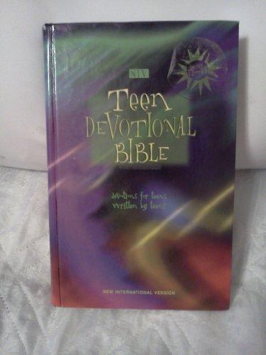 9781439518144: Teen Devotional Bible: New International Version