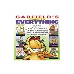 Garfield's Guide to Everything (1439518467) by Davis, Jim; Acey, Mark; Nickel, Scott