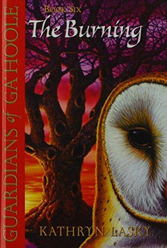 9781439520185: The Burning (Guardians of Ga'hoole)