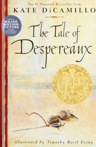 9781439530672: The Tale of Despereaux: Being the Story of a Mouse, a Princess, Some Soup, and a Spool of Thread